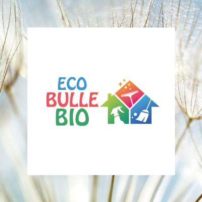 logo Eco bulle bio détergent